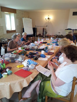 Knitting Workshops with Fiona Morris